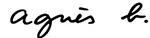 французские бренды одежды-бренд Agnes B