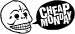 Cheap Monday (марка шведской одежды логотип череп)