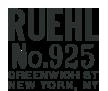 RUEHL No.925