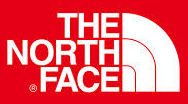 The North Face логотип бренда джинсовой одежды