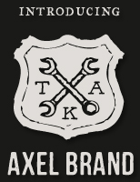 axel джинсовый  бренд одежды