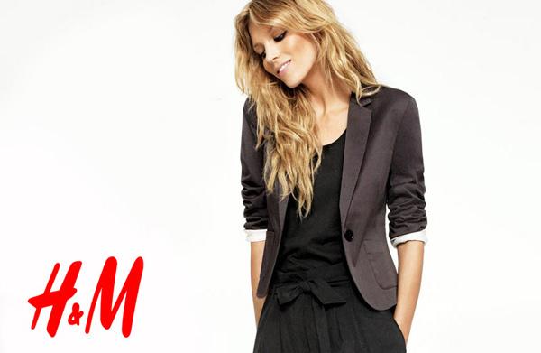реклама h m рекламный баннер для H&M