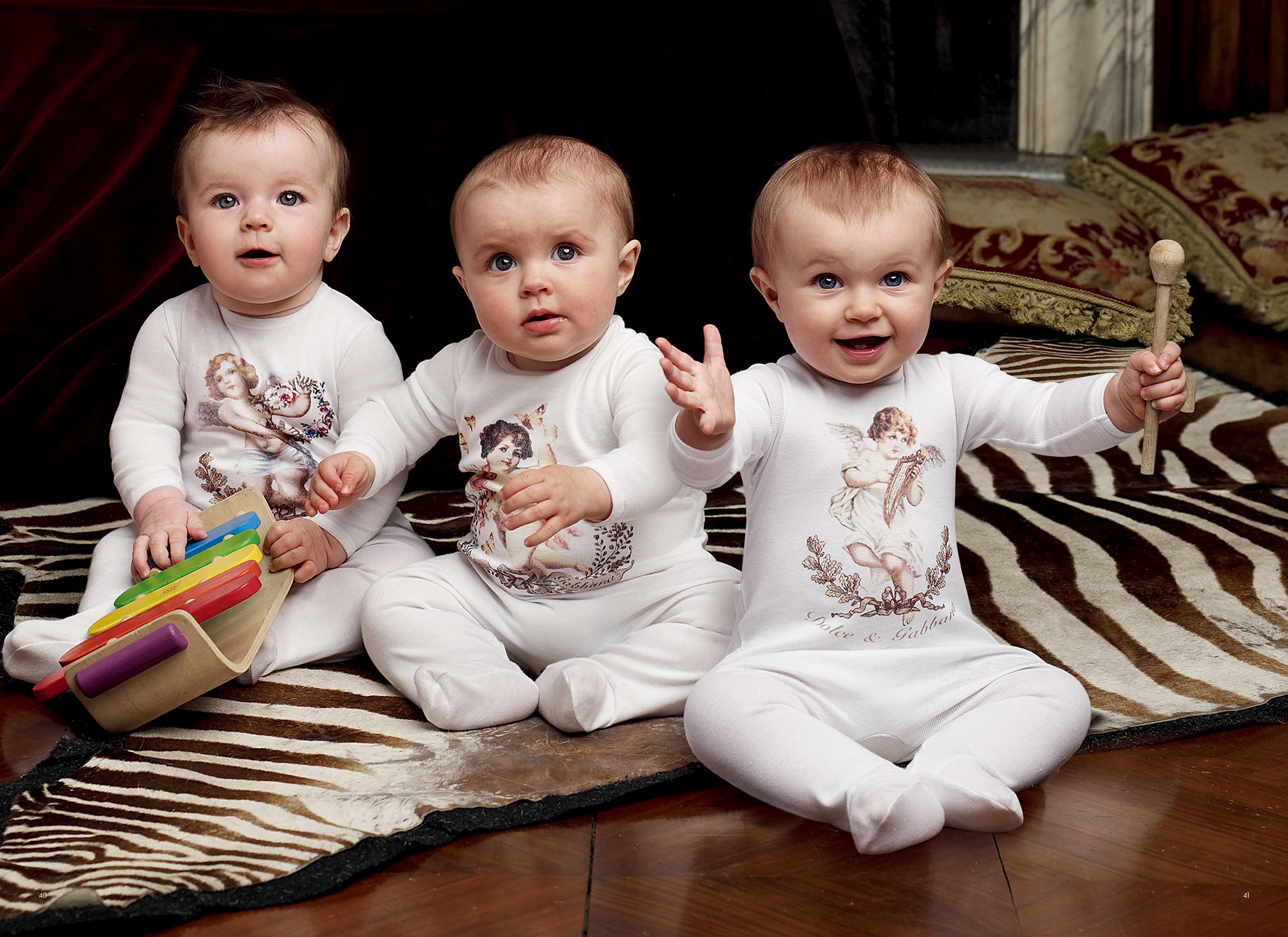 брендовая одежда для детей