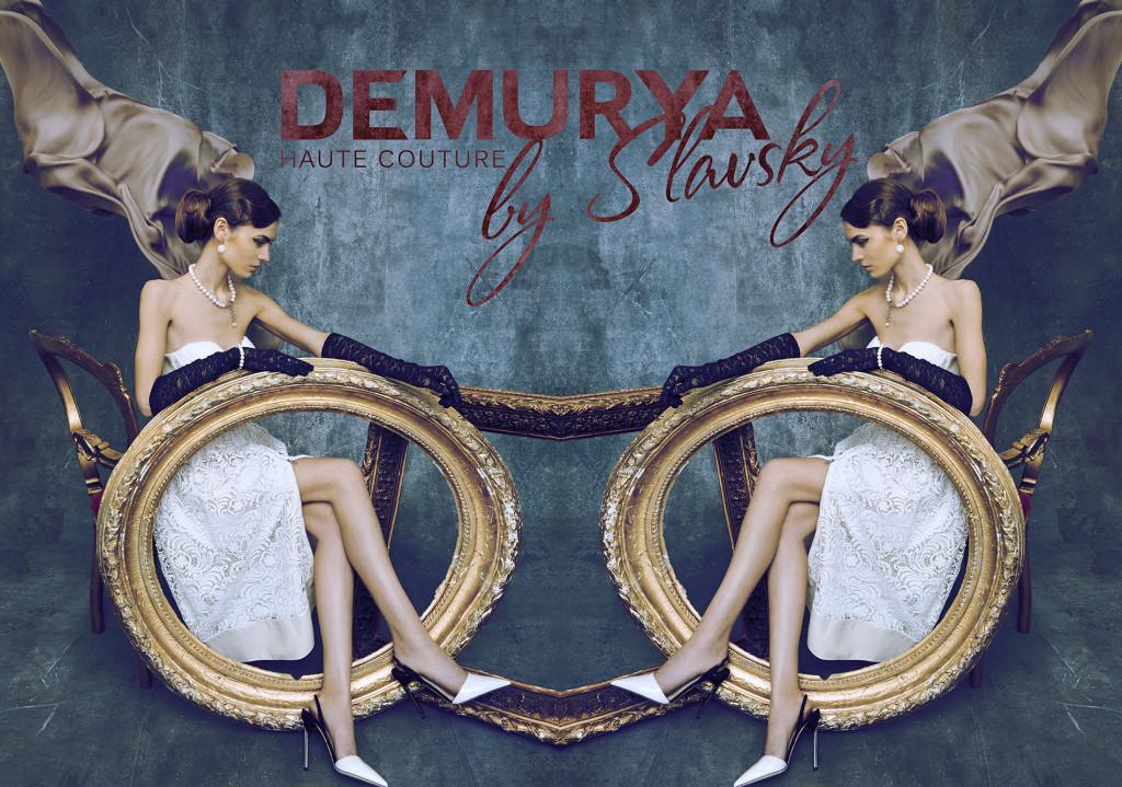 demurya рекламная кампания  Demurya Haute Couture