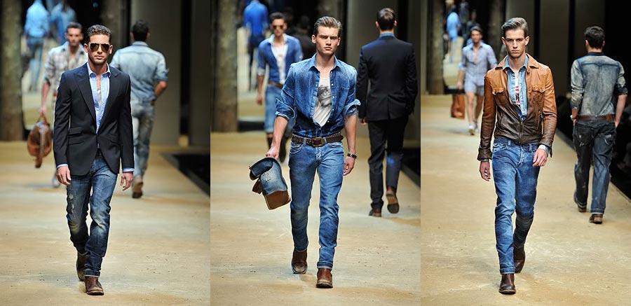 мужская джинсовая одежда джинсы
